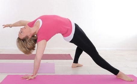 Katholisches Yoga